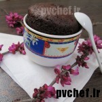 کیک فنجونی- mug cake