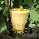 لاسی انبه – mango lassi – आम लस्सी