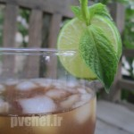 لایم مینت آیسد تی – lime & mint Iced tea