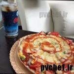پیتزای سرآشپز خانگی- chef pizza