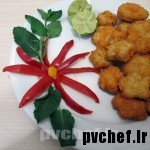 ناگت مرغ خونگی – chicken nuggets