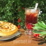 موکتل انار ایرانی ، گرنادین -grenadine
