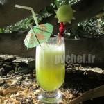 اسموتی طالبی – melon smoothie