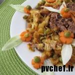 کَبِیج ماسالا – cabbage masala