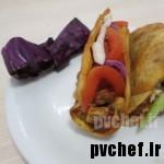 تاکو، لقمه مکزیکی-Taco