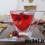چای ایبیسکِس، چای ترش، چای لاغری  Hibiscus tea