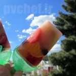 پاپسیکل میوه ای – fruit Popsicle