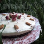 دسر لبنه – labneh dessert