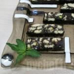 شکلات مرمری بدون فر