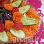 گل رز هویج 2