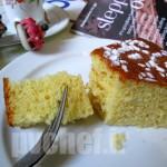 کیک بدون فر (قابلمه ای)
