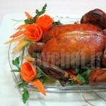 مرغ شکم پر (با توضیحات و نکات پخت )